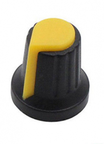 180621050222_6mm Knob - Yellow