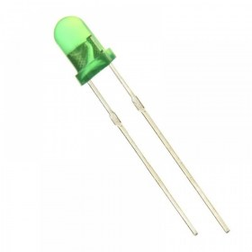 3mm led green diffuse_-1000x1000