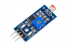 3pin photosensitive sensor module