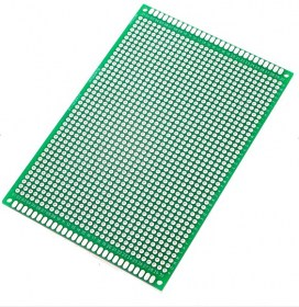 HR0375 9x15 cm Universal PCB Prototype Board Double-Sided